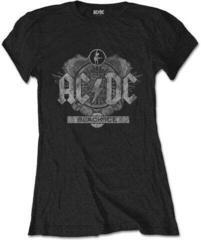 AC/DC Ladies Tee Black Ice Black