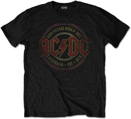 AC/DC Est. 1977 Hudební tričko