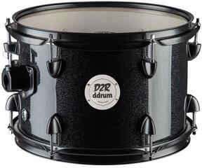 DDRUM D2R series 7x10 Tom Black Sparkle