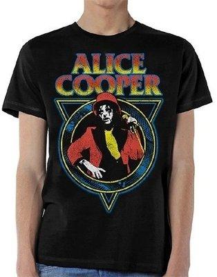 Alice Cooper Snake Skin Hudební tričko