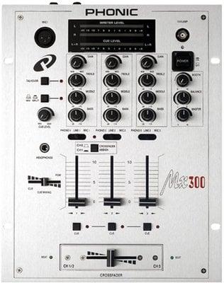 Phonic MX300 DJ Mixer