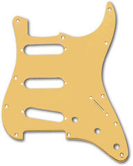 Fender Modern Strat SSS Pickguard Gold Anodized (B-Stock) #929585