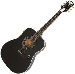 Epiphone PRO-1 Plus Acoustic Ebony/Oferta standardowa
