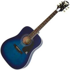 Epiphone PRO-1 Plus Acoustic Blue Burst/Oferta standardowa
