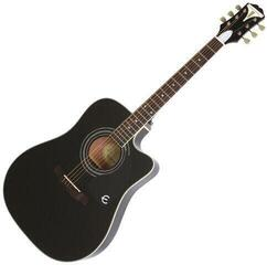Epiphone PRO-1 Ultra Acoustic Electric Ebony (B-Stock) #921322