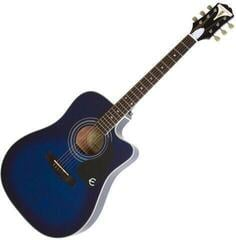 Epiphone PRO-1 Ultra Acoustic Electric Blueburst