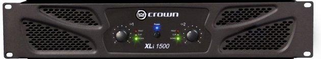 Crown XLI1500 Power amplifier