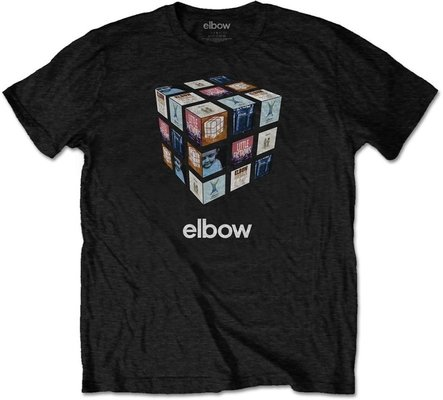 Elbow Unisex Tee Best of S