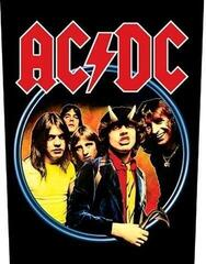 Rock Off AC/DC Back Patch Highway to Hell