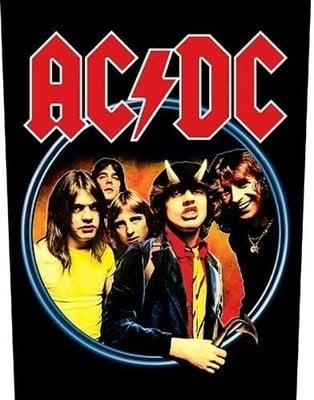 AC/DC Back Patch Highway to Hell