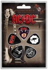 AC/DC Plectrum Pack Highway / For Those / Let There