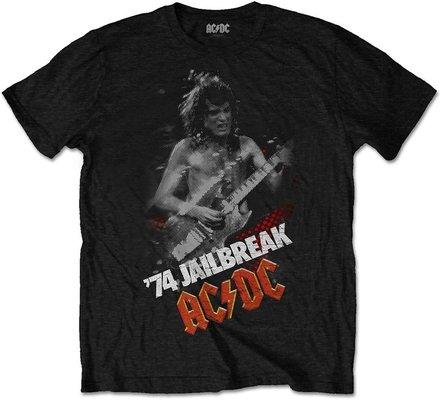 AC/DC Unisex Tee Jailbreak XXL