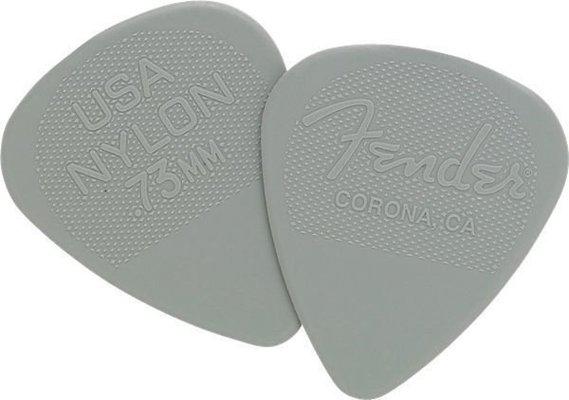 Fender 351 Shape Nylon Picks .73 mm Gray 12 Pack