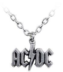 AC/DC Pendant Logo Big Flash