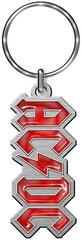 Rock Off AC/DC Standard Keychain Logo