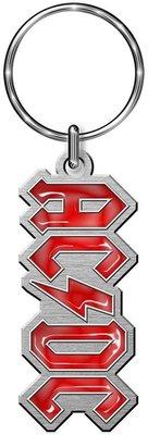 AC/DC Standard Keychain Logo