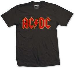 AC/DC Kid's Tee Logo (Boy's Fit/Retail Pack) Black