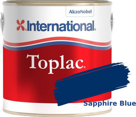 International Toplac Sapphire Blue 830 750ml