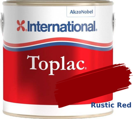 International Toplac Rustic Red 501 750ml