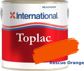 International Toplac Rescue Orange 265 750ml