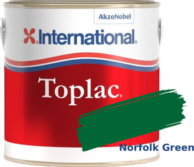 International Toplac Norfolk Green 241 750ml
