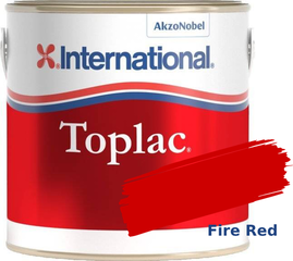 International Toplac Fire Red 504 750ml