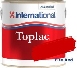 International Toplac Fire Red 504 750ml