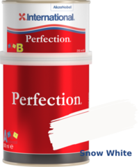 International Perfection Vopsea barca