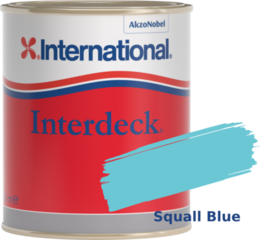 International Interdeck Squall Blue