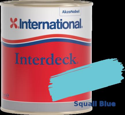 International Interdeck Squall Blue