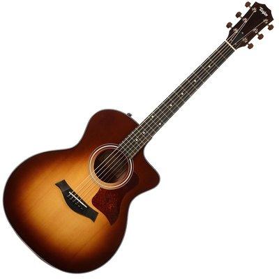 Taylor Guitars 114ce Grand Auditorium Satin Sunburst