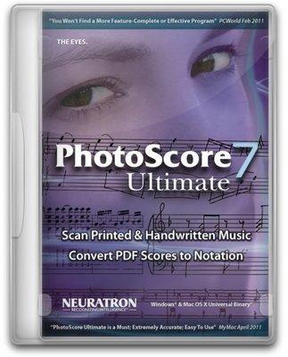 AVID PhotoScore Ultimate 7