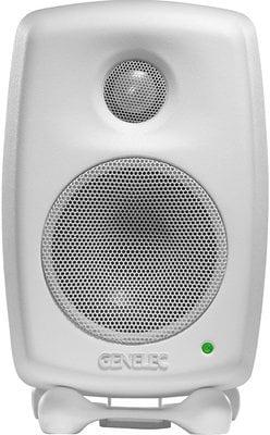 Genelec 8010A Bi-Amplified Monitor System - White