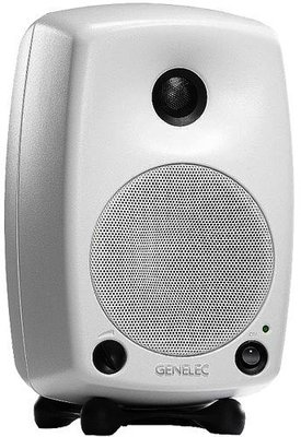 Genelec 8030B Bi-Amplified Monitor System White