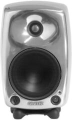 Genelec 8030B Bi-Amplified Monitor System Polished Aluminium