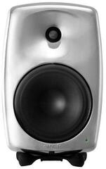 Genelec 8050B Bi-Amplified Monitor System Polished Aluminium