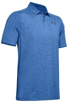 Under Armour Tour Tips Mens Polo Shirt Tempest XL