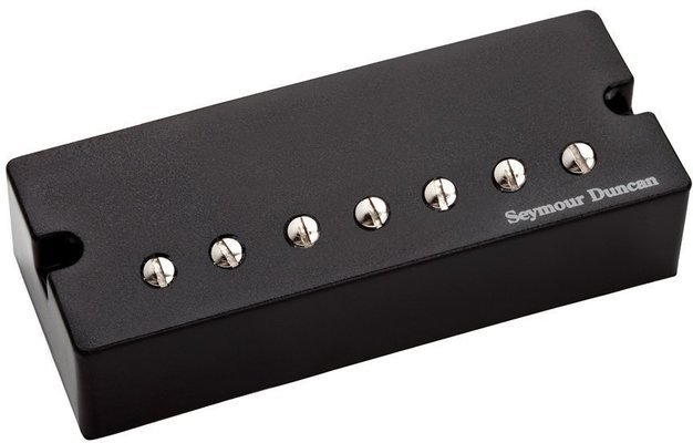 Seymour Duncan Nazgul Bridge Humbucker 7-String Active Mount Plastic Soapbar Black