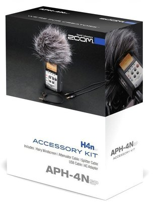 Zoom APH-4N SP Accessory Kit