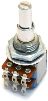 Fender 100K Conentric Stacked Potentiometer