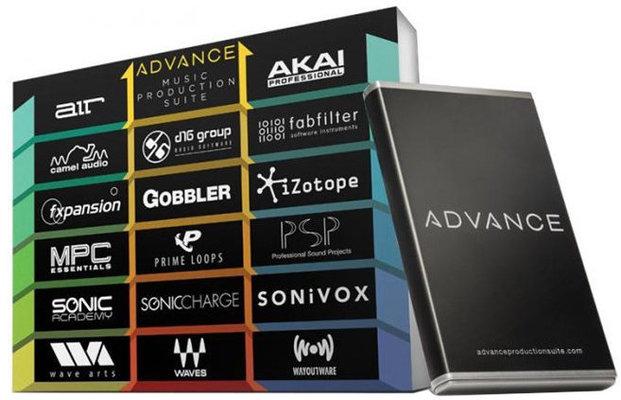 Akai Advance Music Production Suite