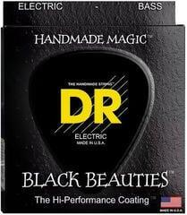 DR Strings BKE7-10 K3 Black Beauties Medium