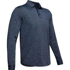Under Armour UA Long Sleeve Playoff 2.0 Mens Polo Shirt Academy