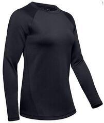 Under Armour UA ColdGear Armour Long Sleeve Womens Sweater Black