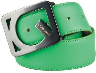 Galvin Green Web Leather Belt