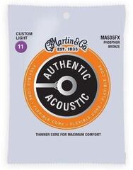 Martin MA535FX SP Flexible Core 92/8 Phosphor Bronze Custom Light