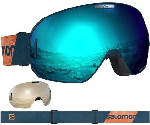 Salomon S/Max Moroccan Blue 19/20