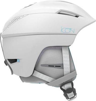 Salomon Icon2 Ski Helmet White S 19/20