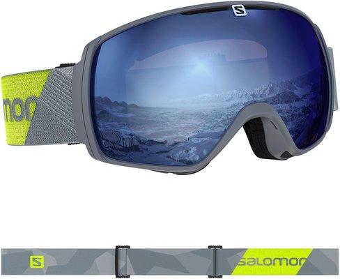 Salomon XT One Grey/Neon 19/20