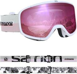 Salomon Four Seven White